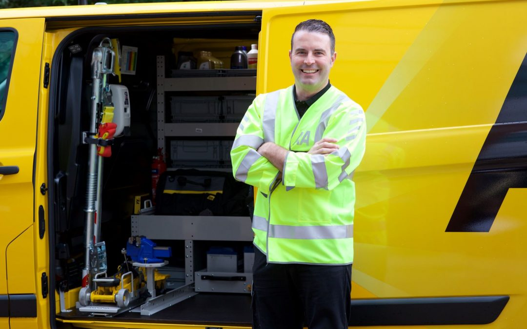 The AA launches Yellow Paper to pledge its support for SMEs on the UK's roads
