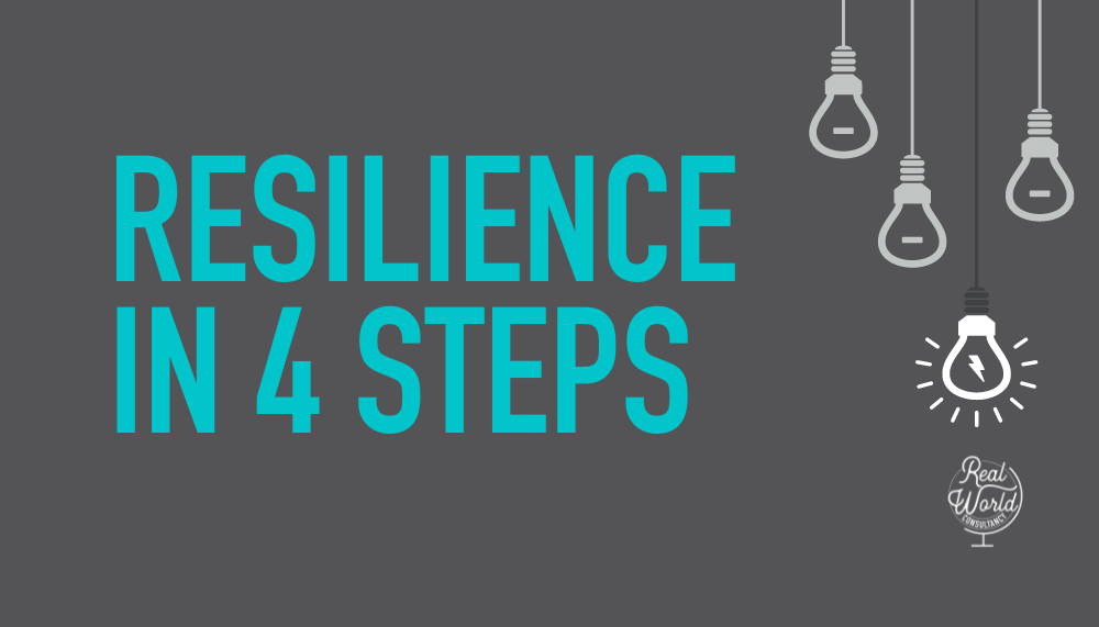 Resilience in 4 Steps
