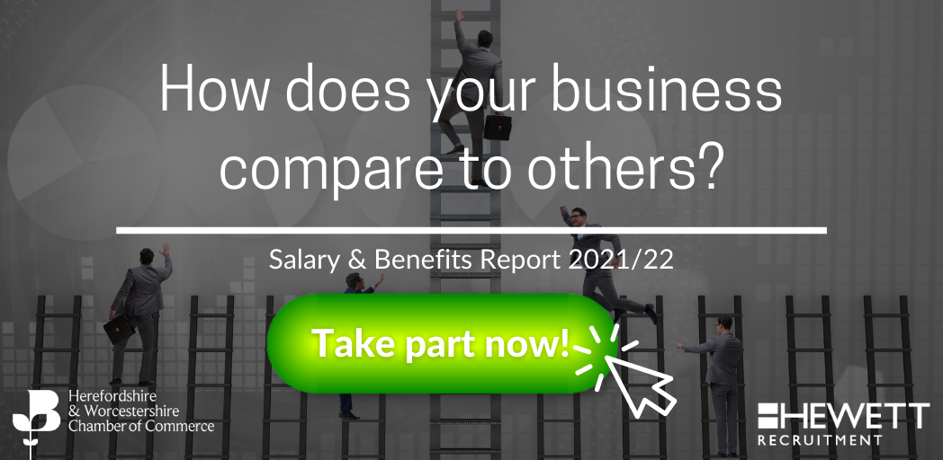 Take part in our Salary and Benefits Survey 2021-22