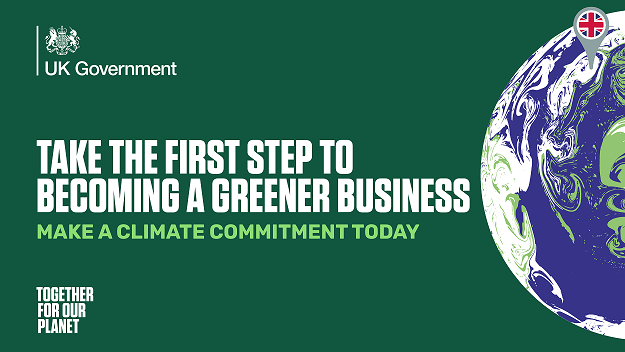 Government call on small businesses to lead the charge to net zero