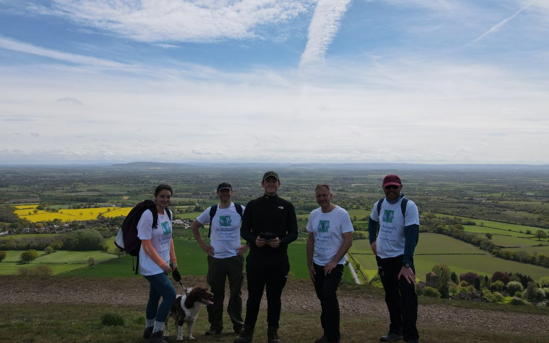 Colleagues set for mammoth charity challenge