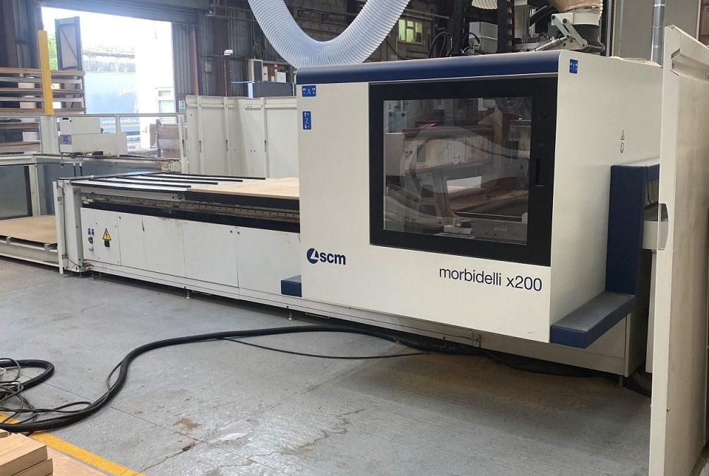 Witley Jones increase capacity and productivity with CNC investment