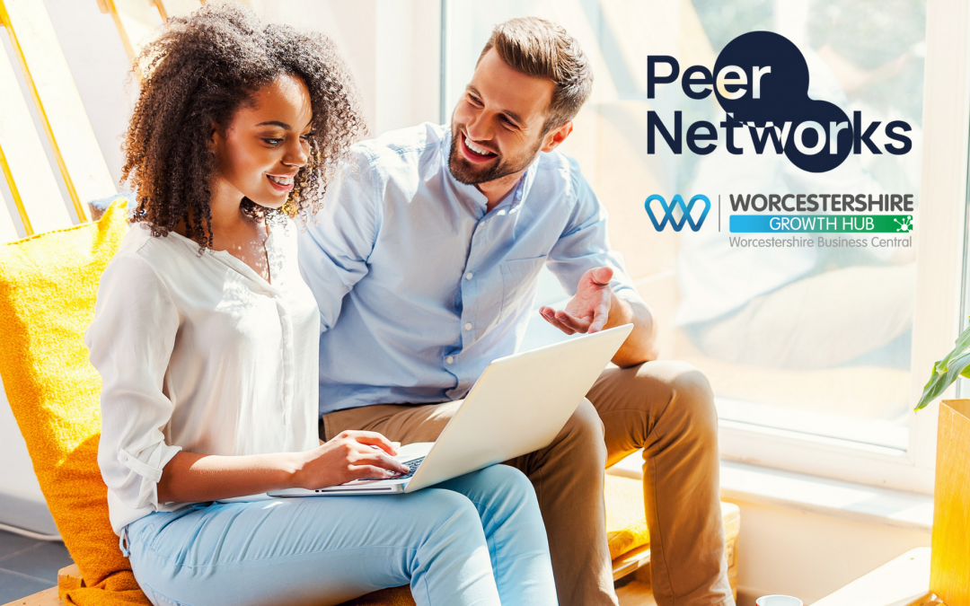 Join the businesses harnessing peer support to drive success in 2021-22