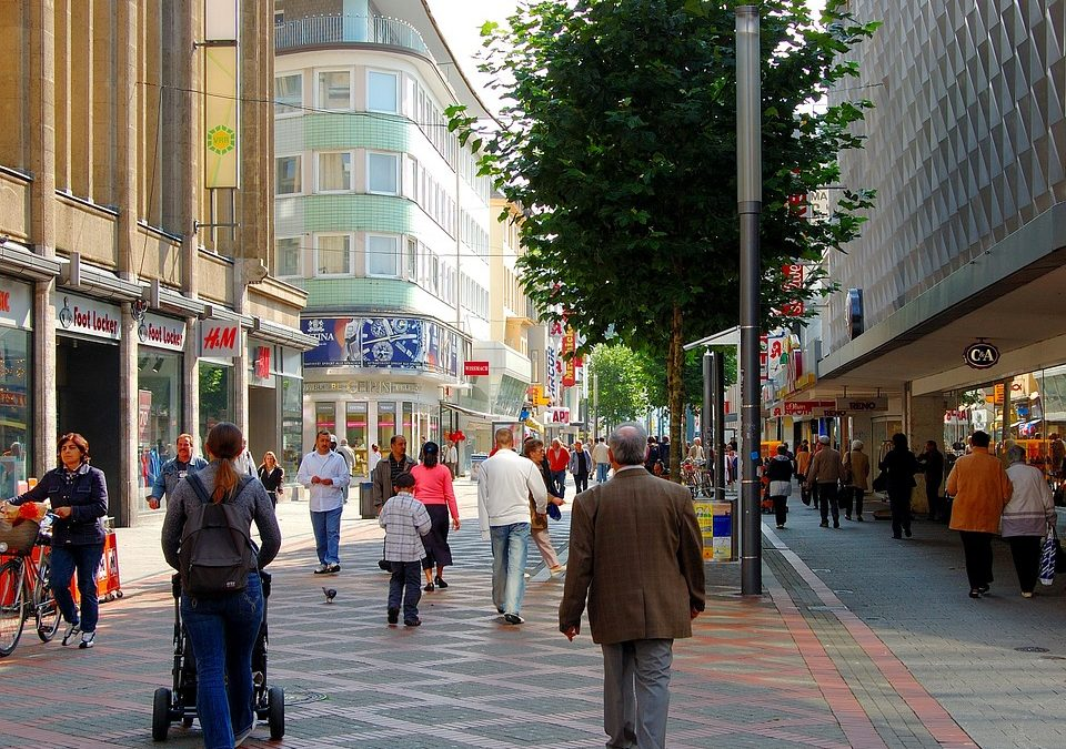 Government publish plan to revive high streets after the pandemic